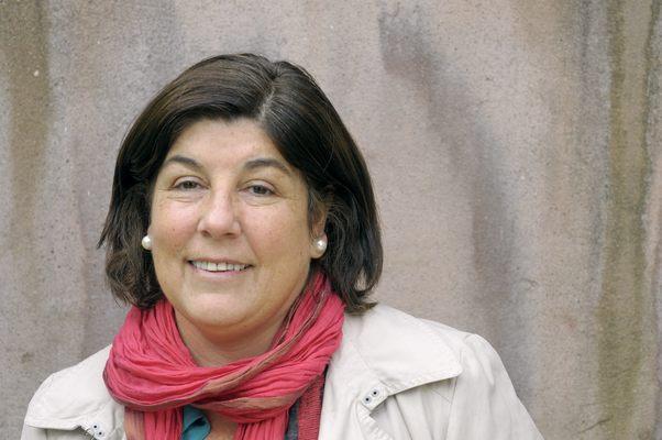 Carolina Maira Johansen, programrådgiver med ansvar for FOKUS' arbeid i Colombia.