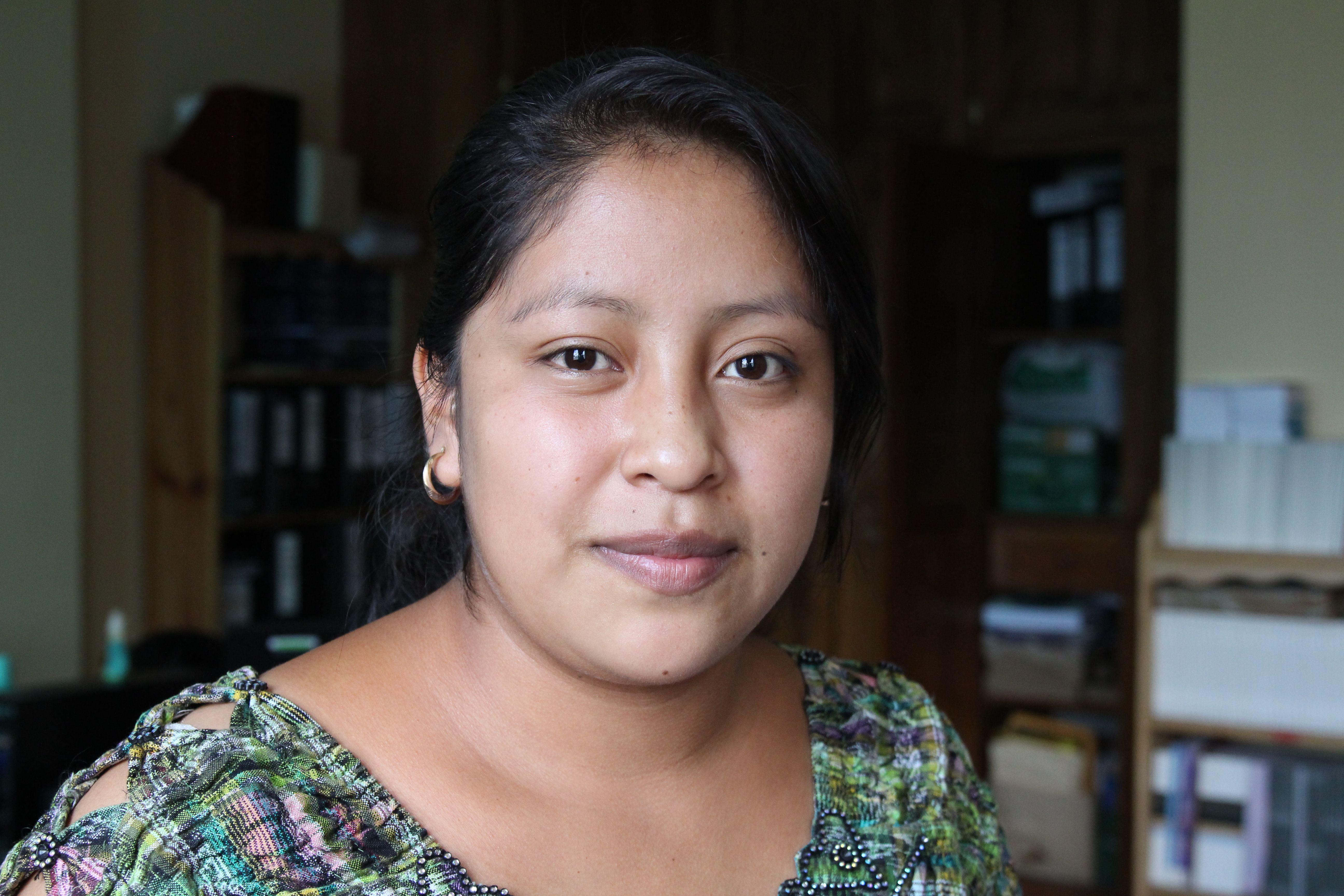 Selena fra Guatemala
