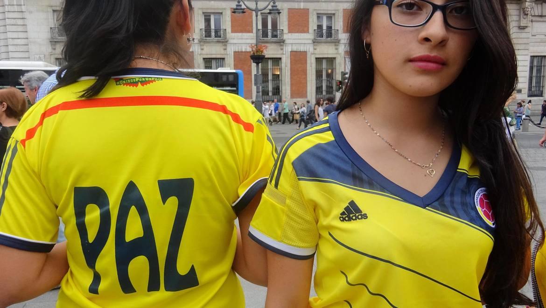 Ett skritt nærmere fred i Colombia