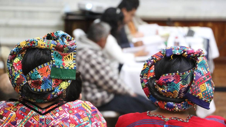 Historisk dom om overgrep mot menneskeheten i Guatemala