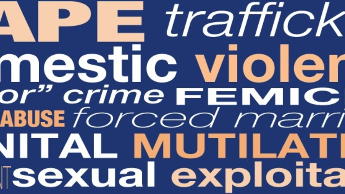 What causes violence against women?