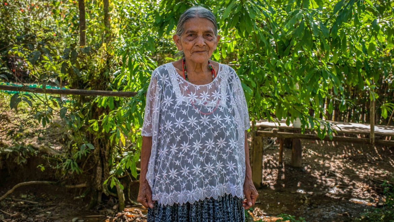 Bestemoren fra Sepur Zarco