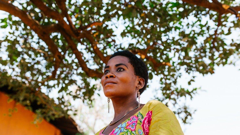 Kvinneaktivist ble selv reddet ut av voldelig forhold