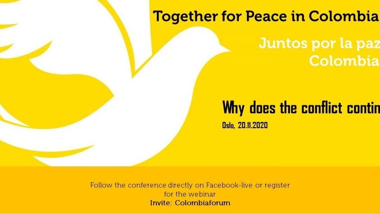 Fire år etter fredsavtalen i Colombia – Hvorfor fortsetter konflikten?