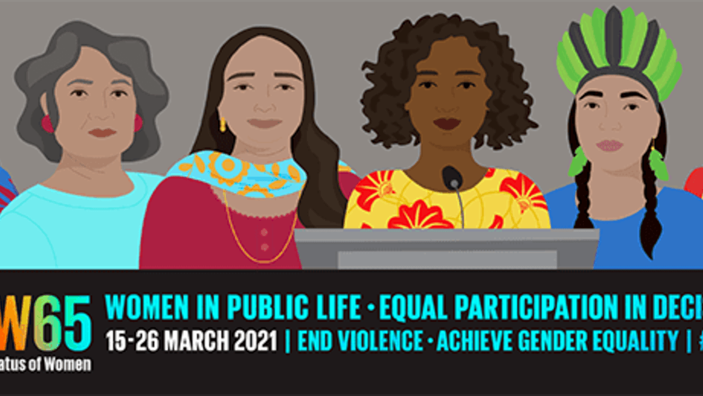 FNs Kvinnekommisjon 2021 – alternativ aksjonisme i pandemitid