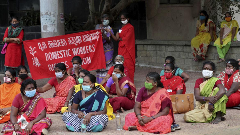 Ny FN-rapport: Kvinner rammes hardest av pandemien