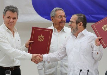 The path towards strengthening peace in Colombia