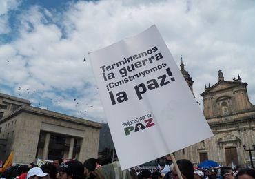 Fredsavtalen i Colombia best på integrering av kjønnsperspektivet