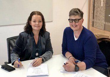 FOKUS har signert ny rammeavtale med Norad