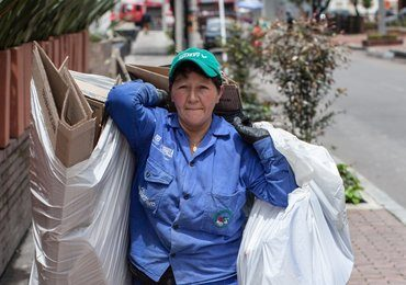 Women Informal Workers are on the Frontlines of the Pandemic