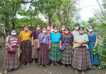 The situation for women during COVID-19 in Guatemala