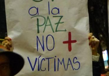 The Situation of Women Social Leaders and Human Rights Defenders after the Peace Deal in Colombia